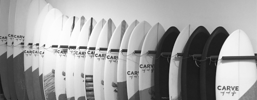 Carve surfboards club